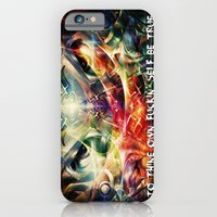 iPhone & iPod Case featuring BE TRUE  by Happi Anarky
