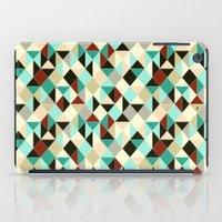 Harlequin Tile iPad Case