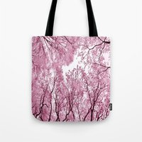 Pink view - photography Tote Bag