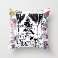 This is not Junk Throw Pillow