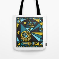 Witchcraft Alchemist Tote Bag