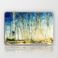 painted forest Laptop & iPad Skin