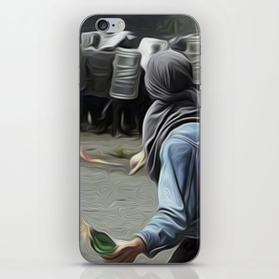innocents takes no sides iPhone & iPod Skin