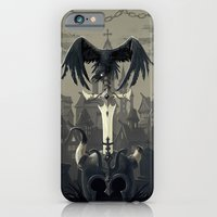 iPhone Cases featuring Dark Times by Freeminds
