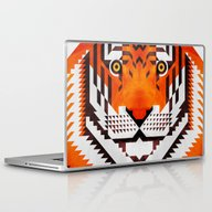 Triangle Tiger V2 Laptop & iPad Skin