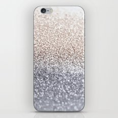 SILVER iPhone & iPod Skin
