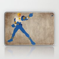 Commanding Captain (Capt… Laptop & iPad Skin