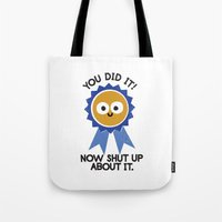 Boast Likely To Succeed Tote Bag
