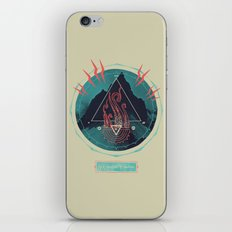Mountain of Madness iPhone & iPod Skin