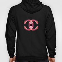 channel of roses Hoody