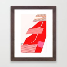 Graphic Fusion  Framed Art Print