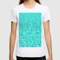 Ripples Womens Fitted Tee Ash Grey SMALL