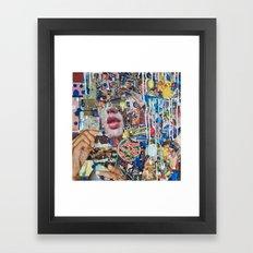 Recollection Framed Art Print