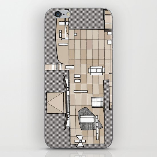 Fachada iPhone & iPod Skin