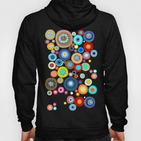 Contemporary Circles Hoody