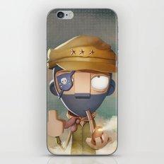 Marcos iPhone & iPod Skin