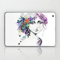 Exotic Girl Laptop & iPad Skin