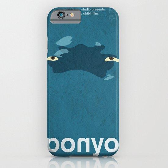 Ponyo iPhone & iPod Case