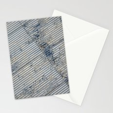 Warehouse District -- Rustic Farm Chic Abstract Stationery Cards