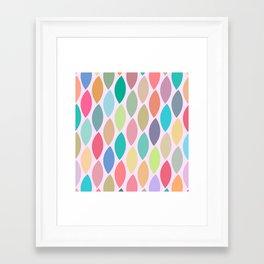 Framed Art Print - Lovely Pattern II - KAPS Studio