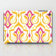 Ikat Damask - Berry Brights iPad Case