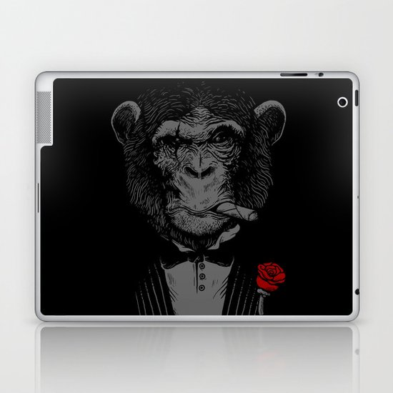 Monkey Business Laptop & iPad Skin