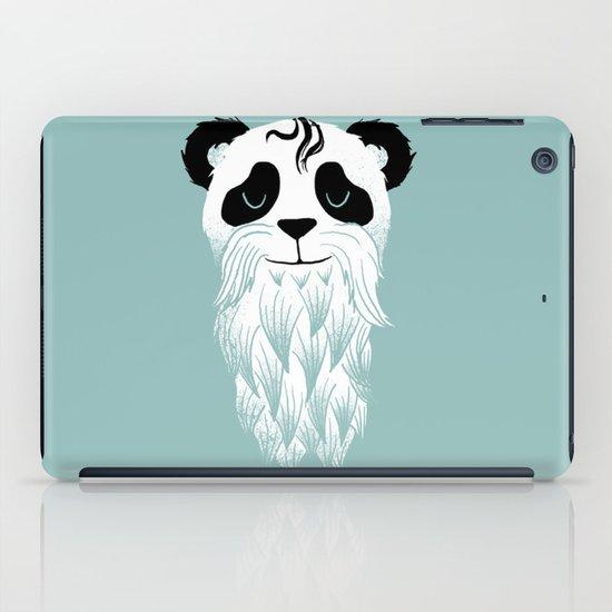Panda Beard iPad Case