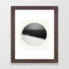 Never Summer Framed Art Print