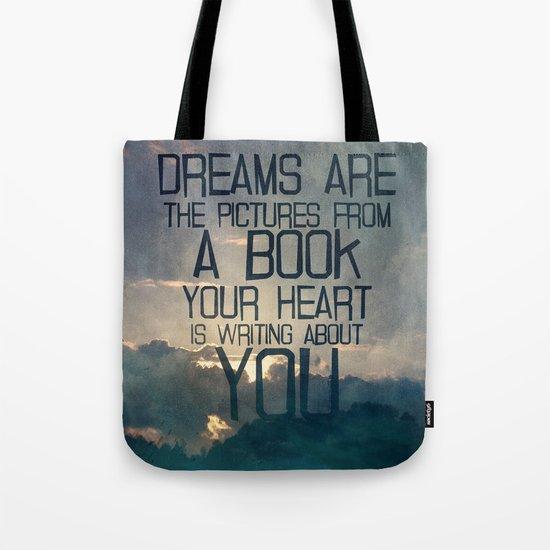 Dreams Art... Tote Bag