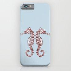 Seahorses Slim Case iPhone 6s