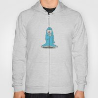 Leon The Friendly Yeti Hoody