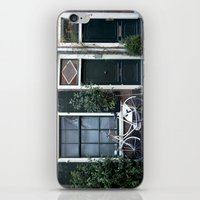 Doors and windows iPhone & iPod Skin