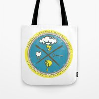 National Lemonade Makers Society Crest Tote Bag