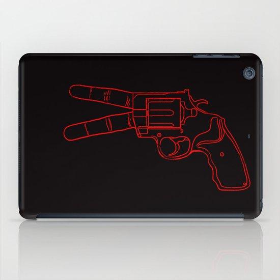 Peace Bang iPad Case