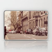 London Girl Laptop & iPad Skin