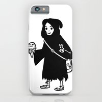 iPhone & iPod Case featuring Chill Reaper by Terry Mack
