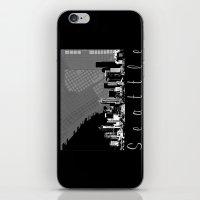 Seattle Skyline iPhone & iPod Skin