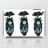 March of the Forest Spirits iPad Case