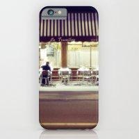Paris By Night IV iPhone 6 Slim Case
