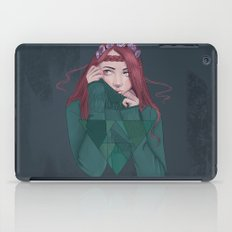 Being Shy is Painful iPad Case