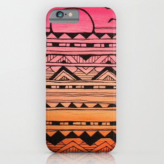 Surf Tribe iPhone & iPod Case
