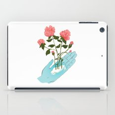 Roses n' Hand iPad Case
