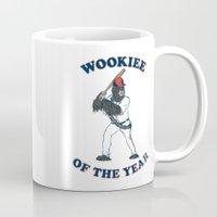 Wookiee Of The Year Mug