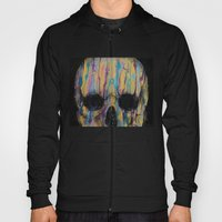 Psychedelic Skull Hoody