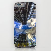 iPhone & iPod Case featuring Lloyd's and Willis Group London by David Pyatt