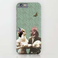Mr & Ms Chick iPhone 6 Slim Case