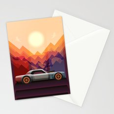 Into the Sun, Ford Mustang 65 KB Stationery Cards