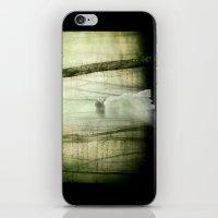 Haunted story iPhone & iPod Skin