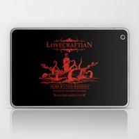 Lovecraftian Whiskey Laptop & iPad Skin