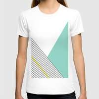 minimal T-shirts featuring MINIMAL COMPLEXITY by .eg.